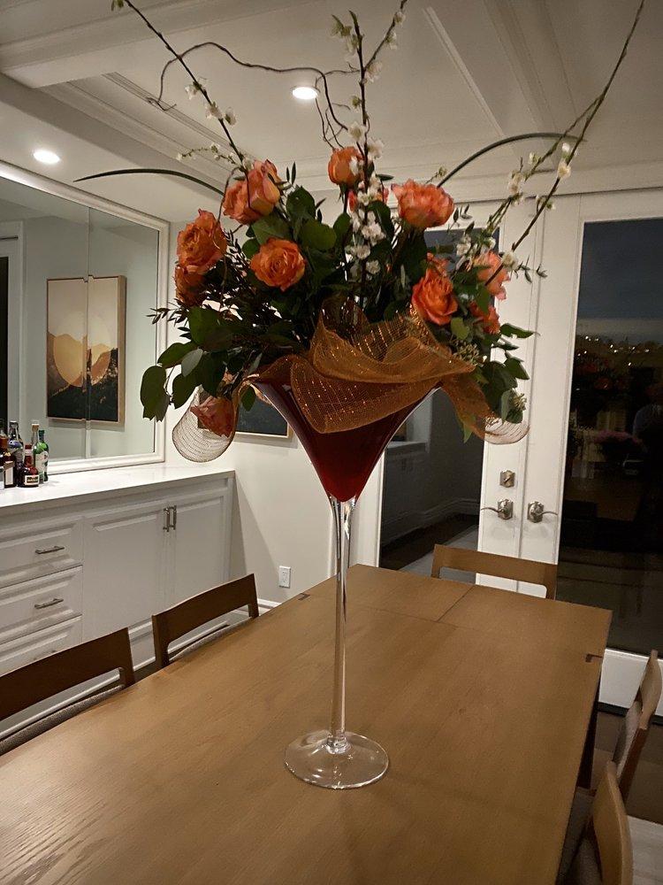 Motifs floraux La Tulipe