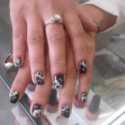 Ongles dx manucure pedicure 3895 rue belanger - Salon ongles montreal ...