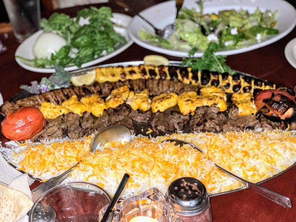 Taste of Persia: 3189 S Grand Blvd, St. Louis, MO
