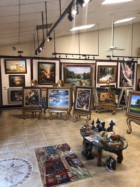 Hildebrand Art Gallery