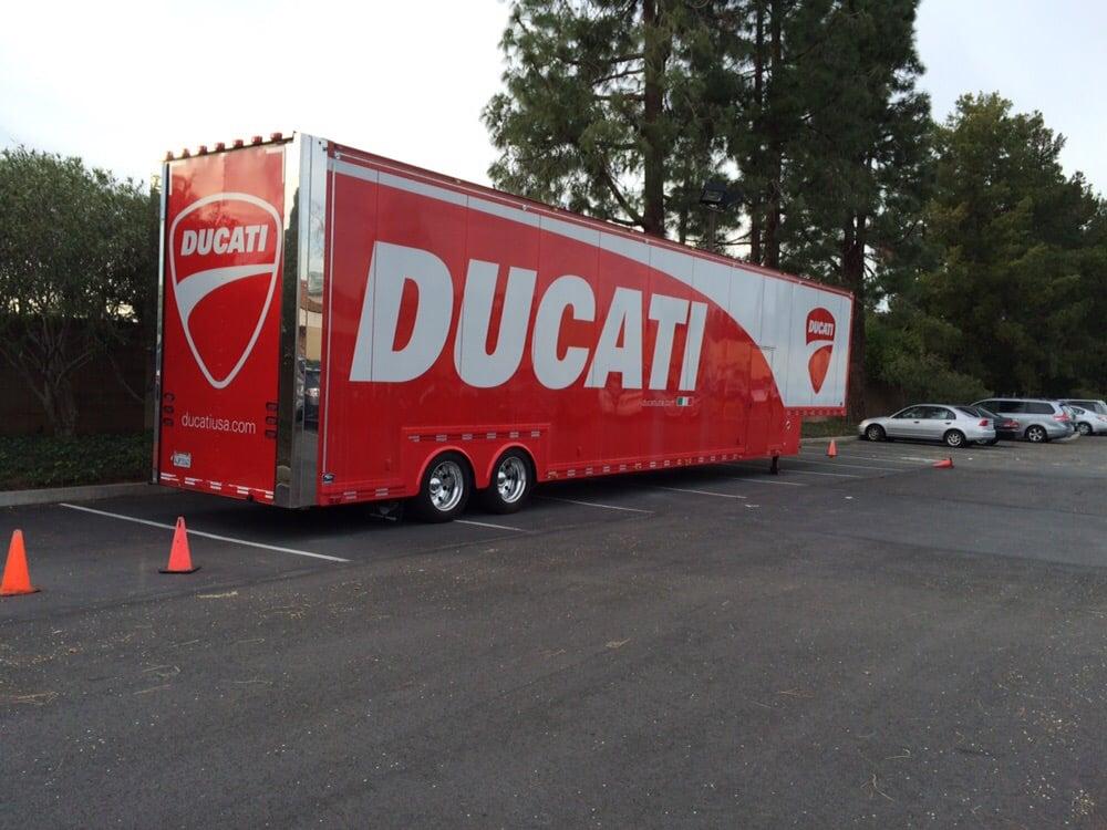Ducati Cupertino