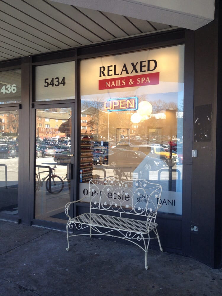 Relaxed Nails And Spa Bethesda Md