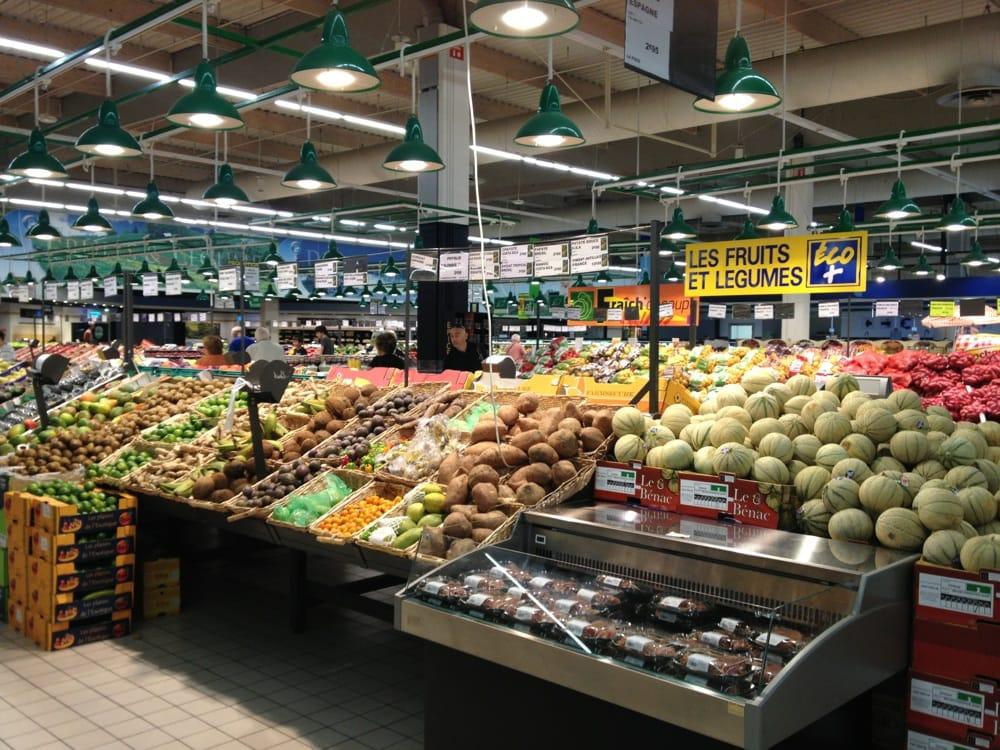 Centre commercial leclerc 12 avis grands magasins - Piscine saint orens sicoval ...
