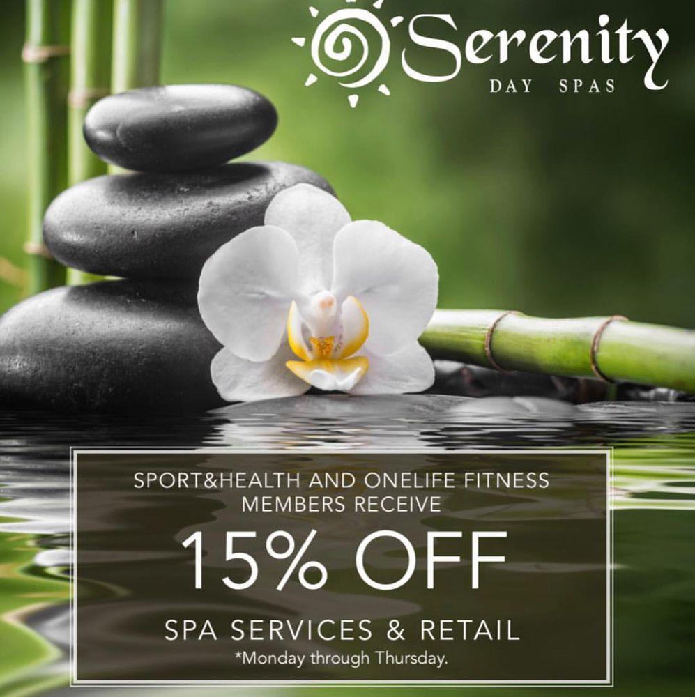 Serenity Day Spas - Worldgate: 13037 Worldgate Dr, Herndon, VA