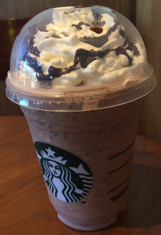 Smore Frappuccino Tall Double Chocolate Chip W 1