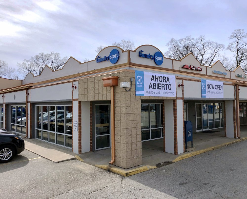 The Laundry Spot - Fairfield: 6625 E Dixie Hwy, Fairfield, OH