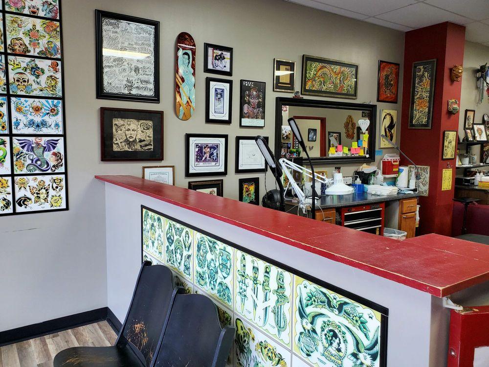 Studio 54 Tattoo: 24410 State Road 54, Lutz, FL