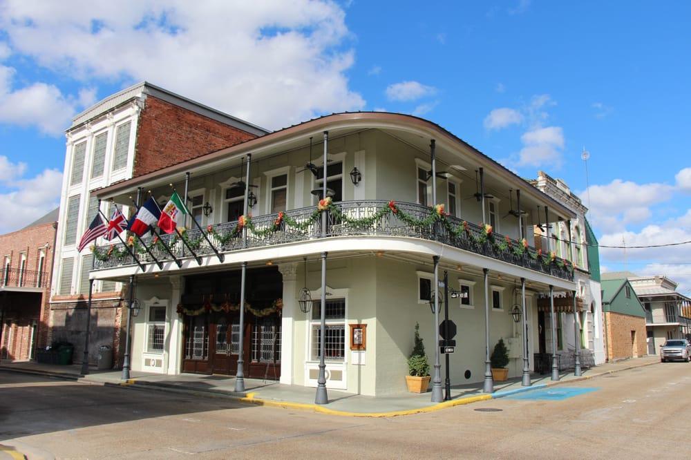 Restaurants In Thibodaux La