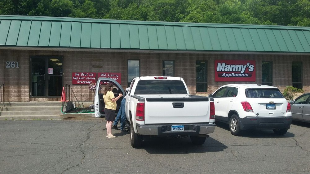 Manny's TV & Appliance: 261 Albany Turnpike, Canton, CT