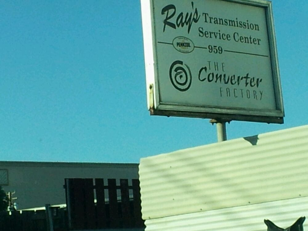 Ray's Transmission Service Center