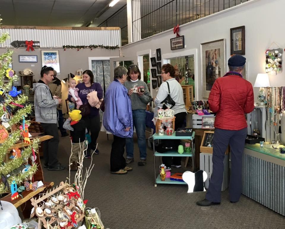 Marketplace Gallery: 149 E Main St, Trinidad, CO
