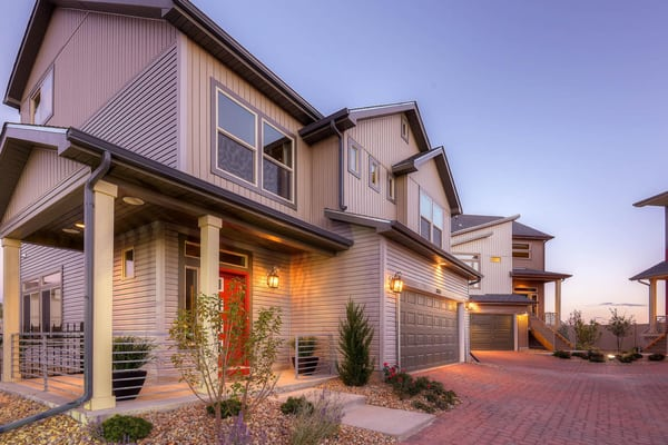 Photo Of Oakwood Homes Green Valley Ranch Denver Co United States Carriage House Collection