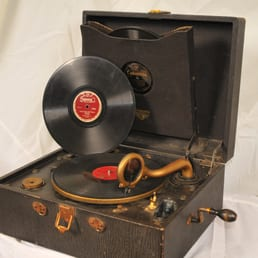 1927 Victrola Record Player Antique Repair And Restoration