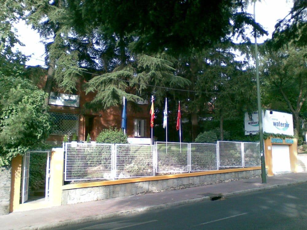 Waterair ib rica piscinas calle de arturo soria 205 for Piscinas soria