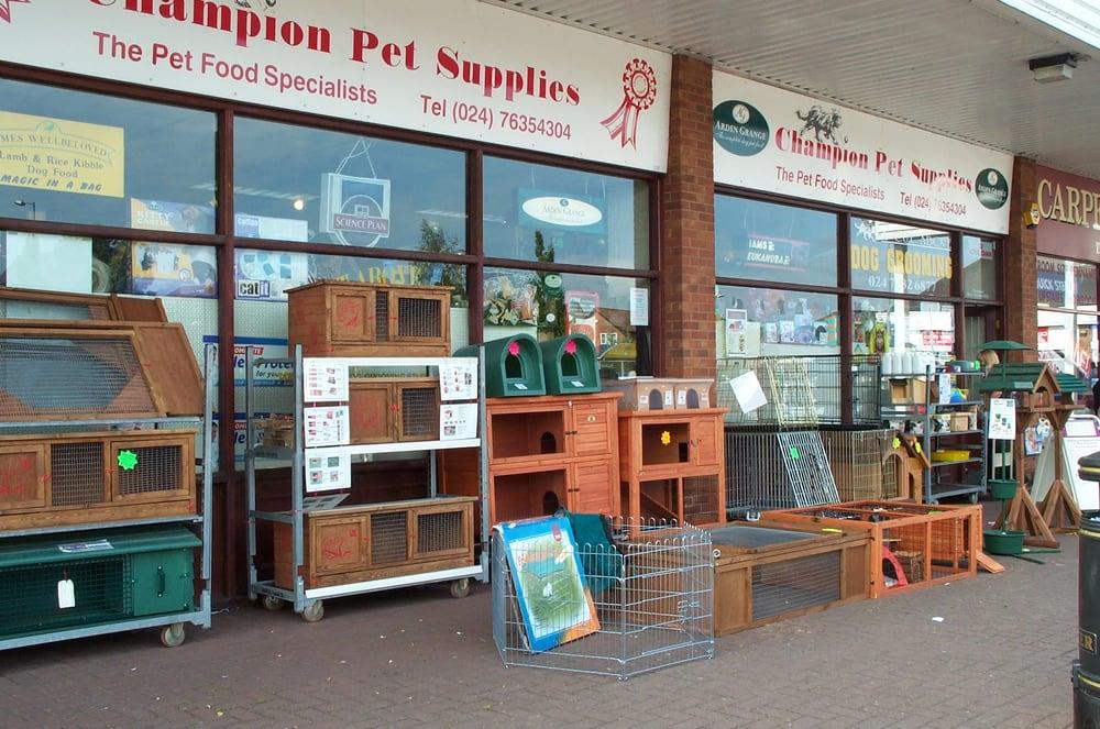 champion pet supplies closed pet shops 8 horeston grange