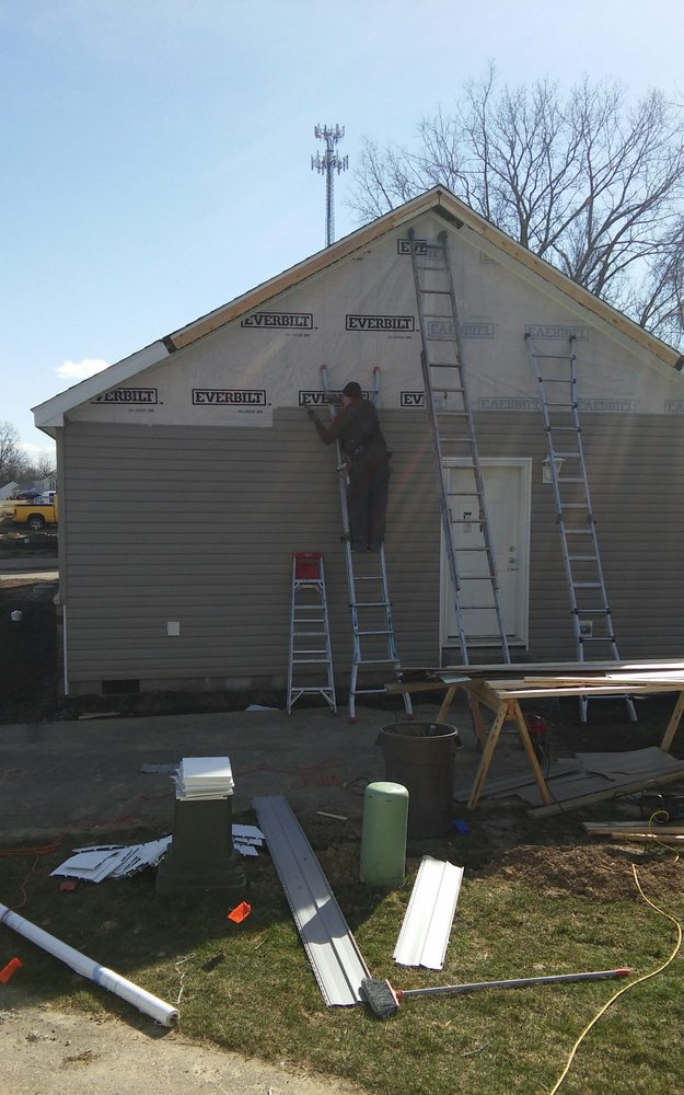 Quality First Construction Services: 1128 E Market St, Logansport, IN