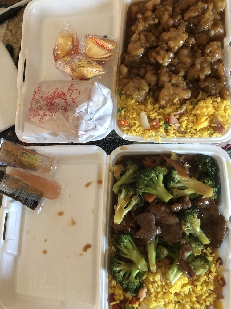 Food from A1 Oriental Kitchen
