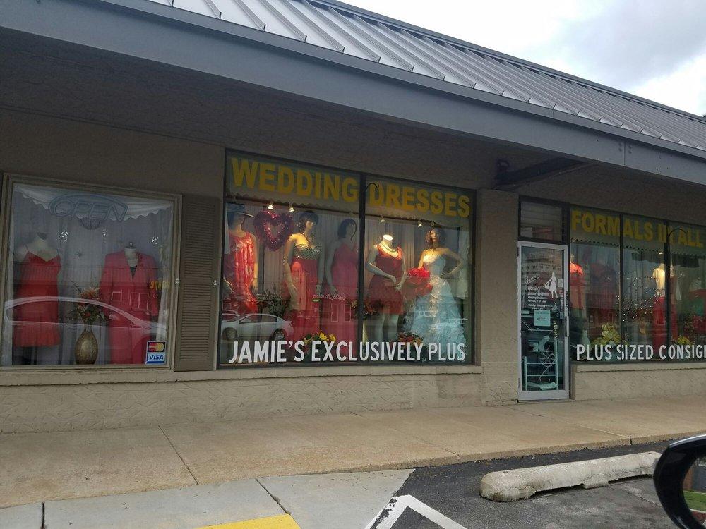 Jamie's Exclusively Plus: 5667 E 41st St, Tulsa, OK