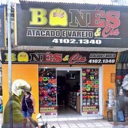 bca80c25905ea Bonés   Cia - Chapéus - R. São Paulo