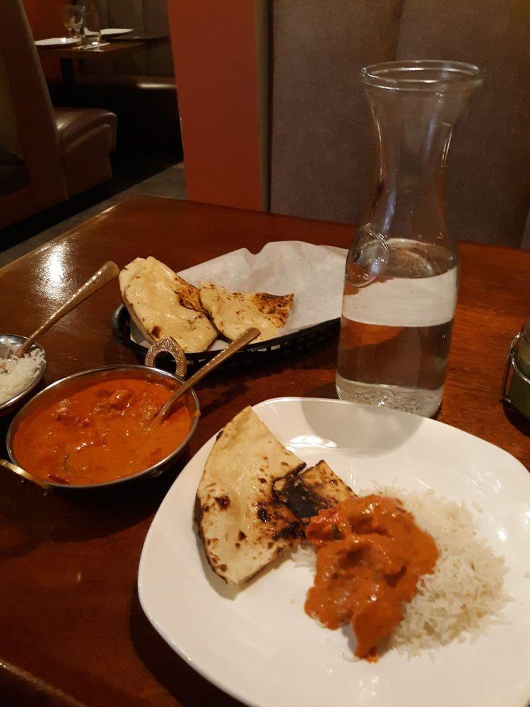 Karma Indian Cuisine: 1420 South Blaine St, Moscow, ID
