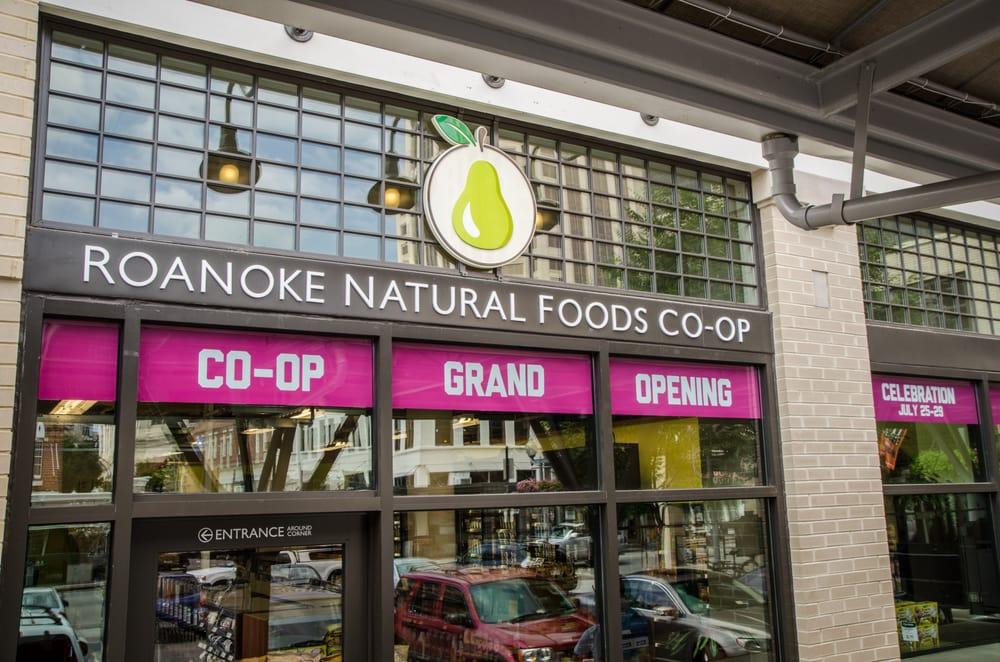 Natural Foods Roanoke Va