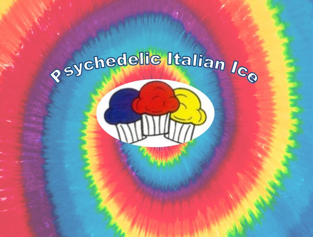 Psychedelic Italian Ice: Kissimmee, FL