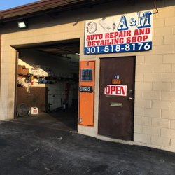 A And M Auto >> A M Auto Repair Auto Repair 435k E Diamond Ave Gaithersburg