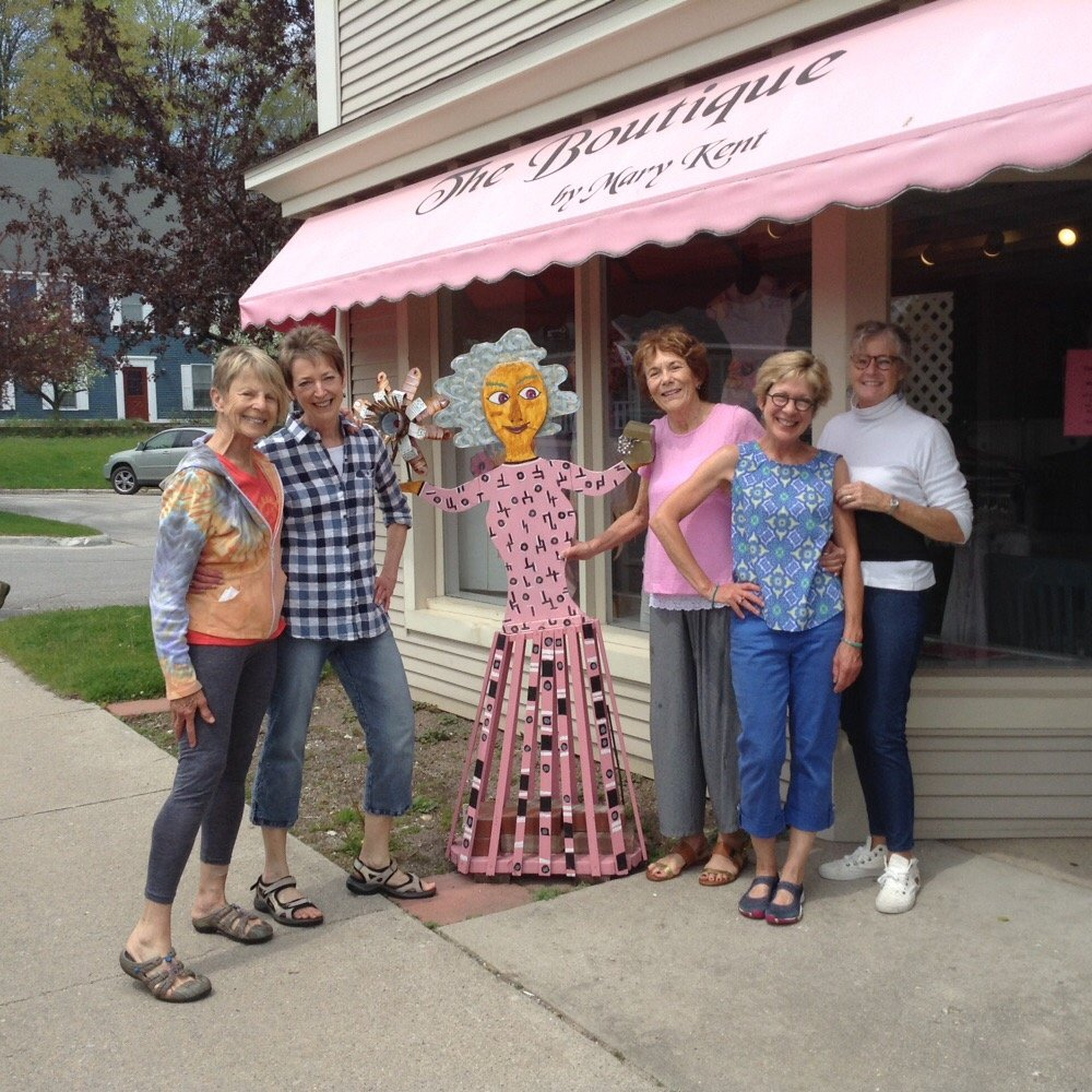 Boutique by Marykent: 114 W Nagonaba St, Northport, MI
