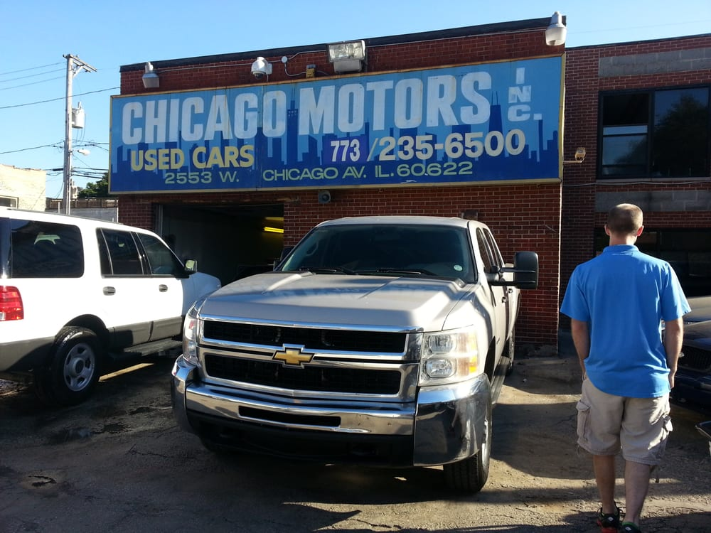 Chicago Motors 21 Fotos Y 13 Resenas Concesionarios De Autos