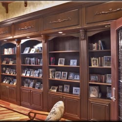 Photo Of Cabinet Designs Central Florida Rockledge Fl United States Bookcase