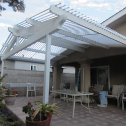 Photo Of Ace Patio   San Diego, CA, United States. Gabled Solara Adjustable