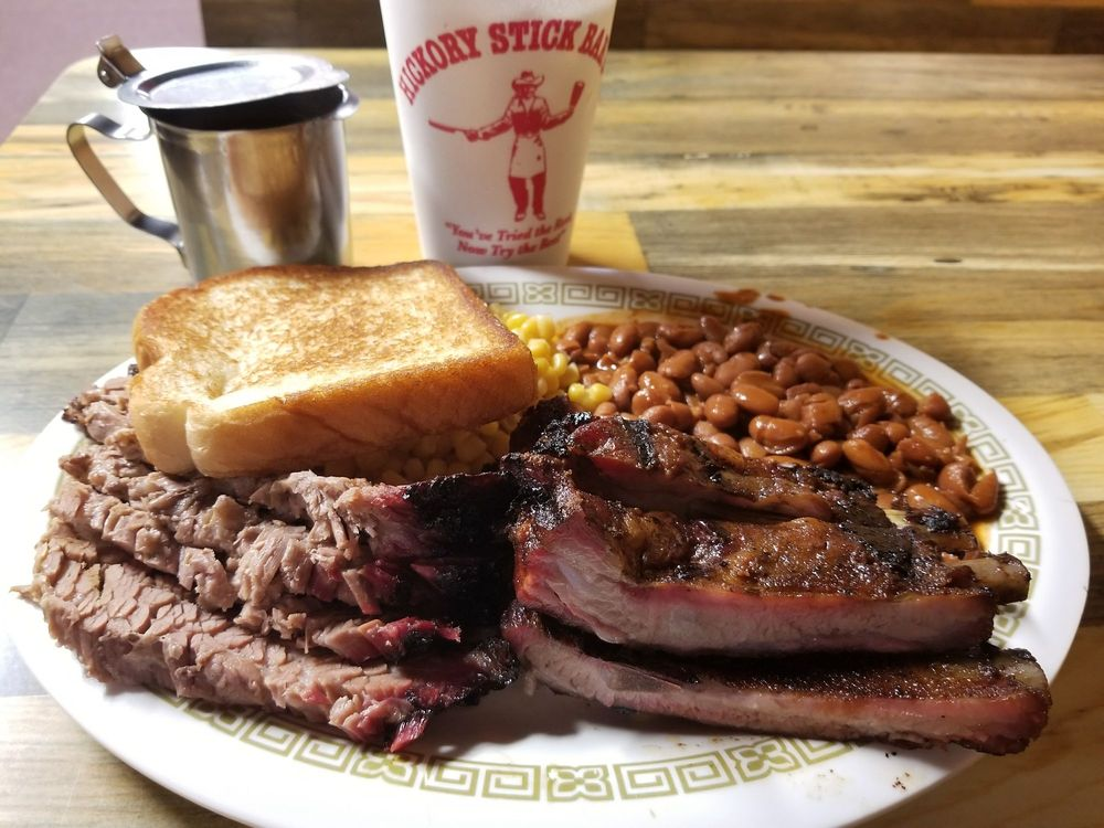 Hickory Stick Bar-B-Q: 900 E Enon Ave, Fort Worth, TX