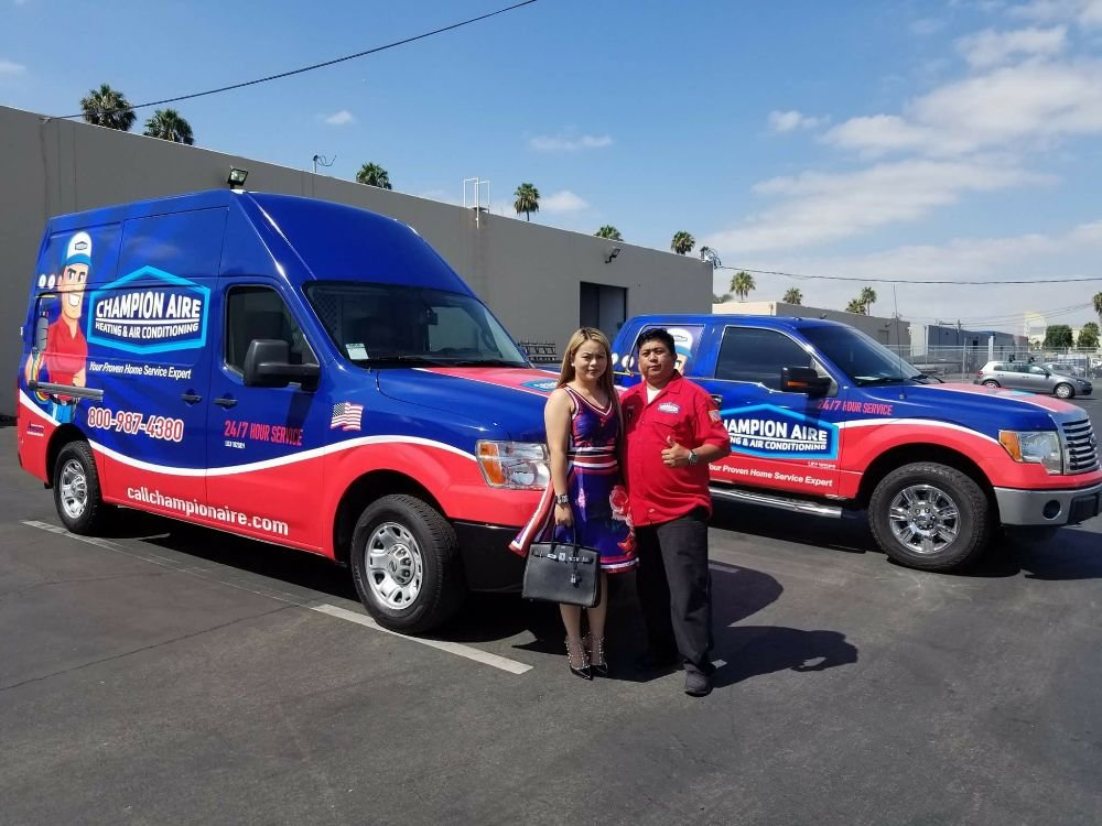 Champion Aire Heating And Air Conditioning 97 Photos