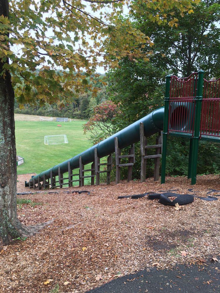 The Big Slide: 128 Greenwoods Rd E, Norfolk, CT