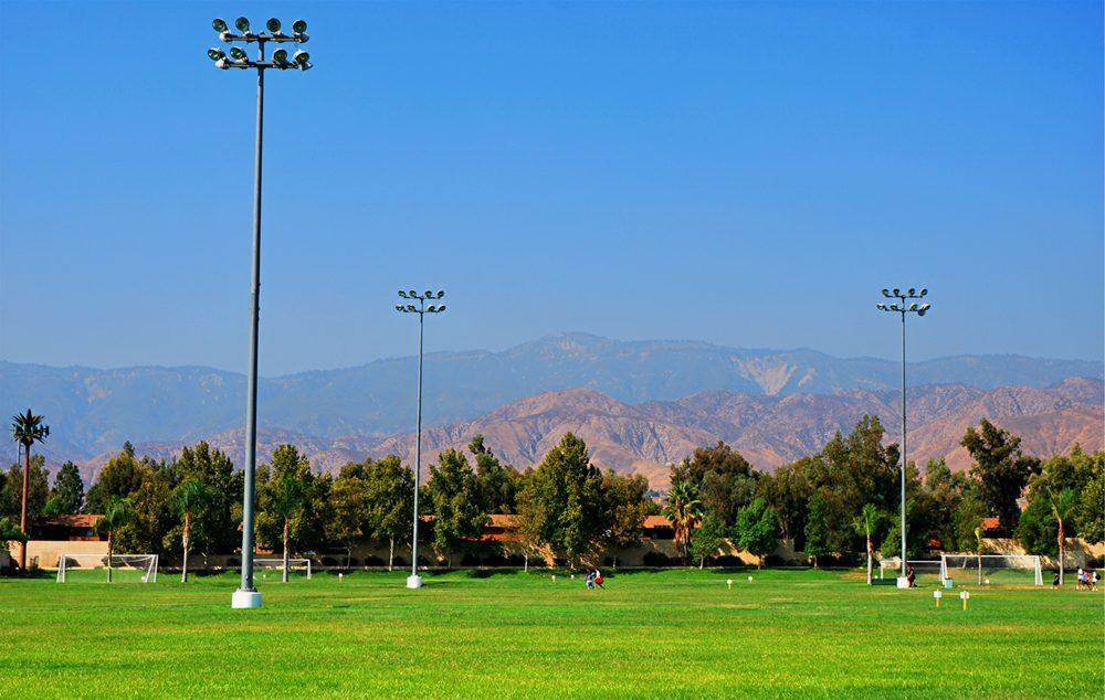 San Bernardino Soccer Complex: 2500 Pacific Ave, Highland, CA
