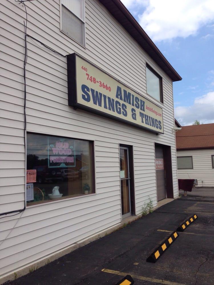 Amish Swings & Things: 35980 Royalton Rd, Grafton, OH