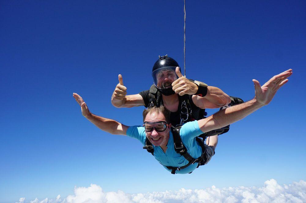 Texas Skydiving: 1055 Private Road 7022, Lexington, TX