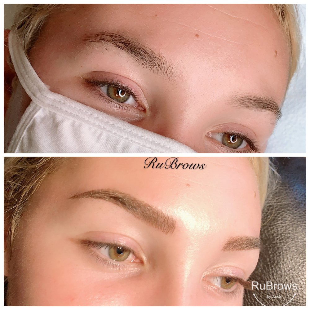 RuBrows Permanent Makeup & Nail Salon: 10774 Montgomery Rd, Cincinnati, OH