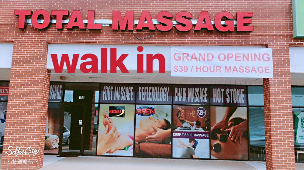 Total Massage: 2708 Southwest Pkwy, Wichita Falls, TX