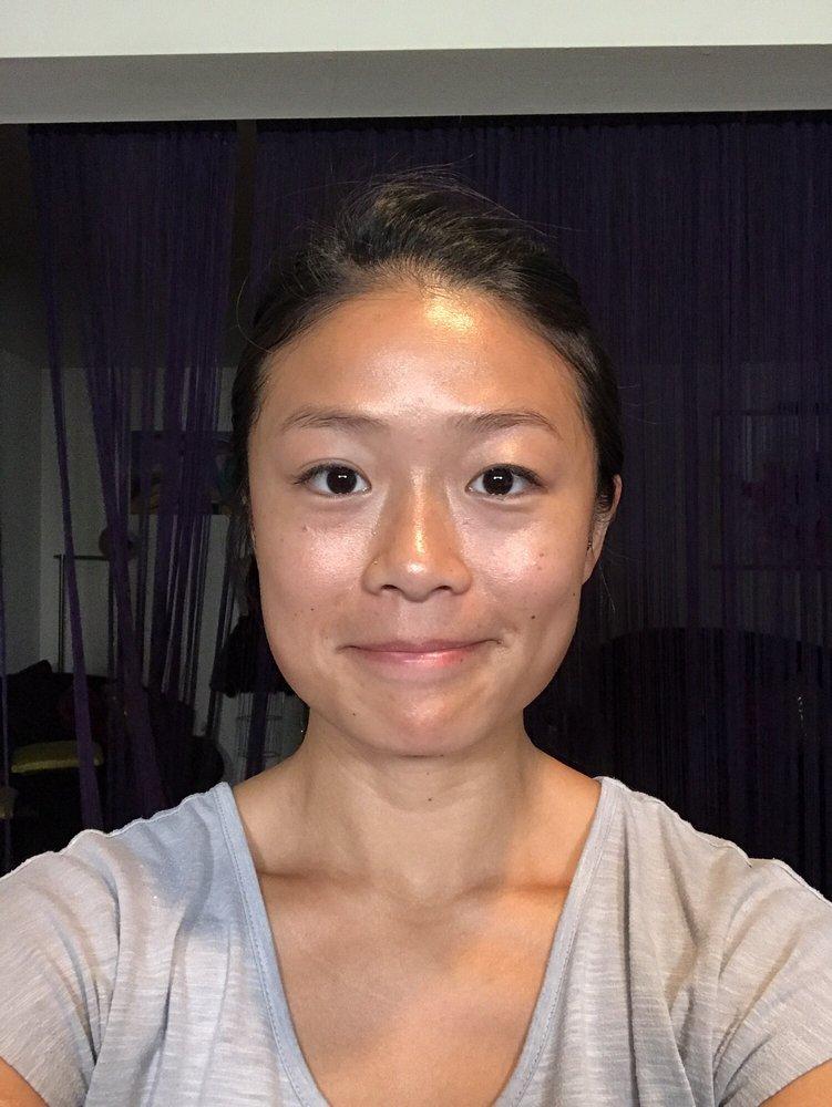 Naked Face Makeup