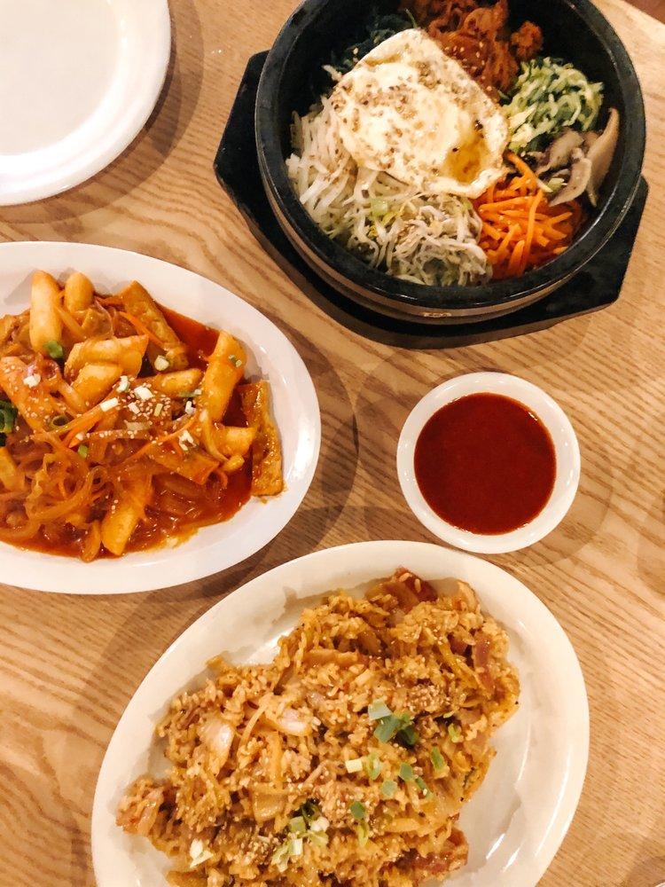 Hoosier Seoulmate Korean Restaurant: 1614 W 3rd St, Bloomington, IN