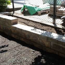 Landscape Amp Concrete Center Landscaping 313 W 61st St