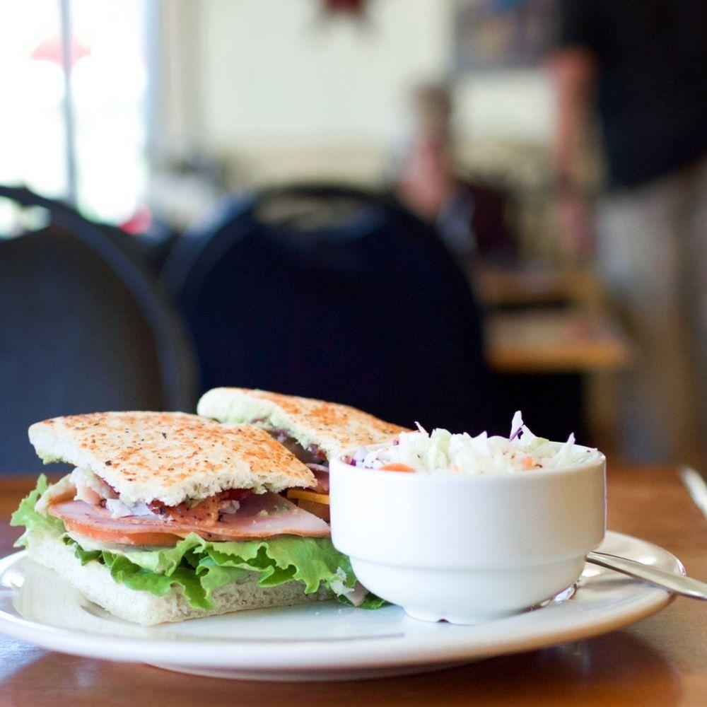 Brick House Cafe: 86 S Main St, Cedar City, UT