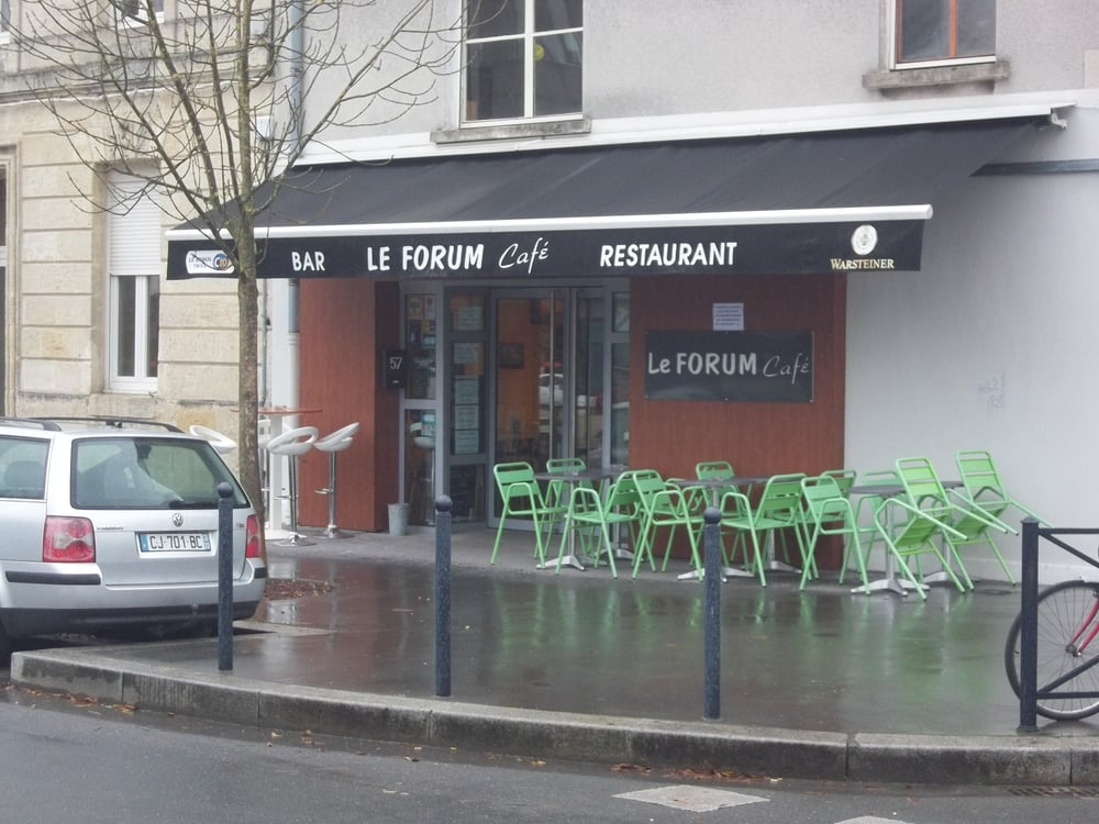 le forum caf brasserie bastide bordeaux france reviews photos yelp. Black Bedroom Furniture Sets. Home Design Ideas