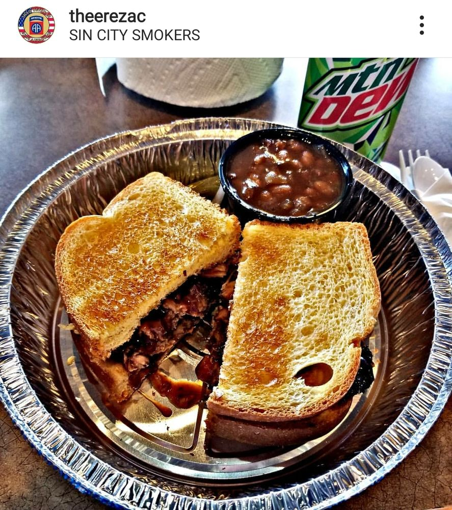Sin City Smokers Barbecue and Catering