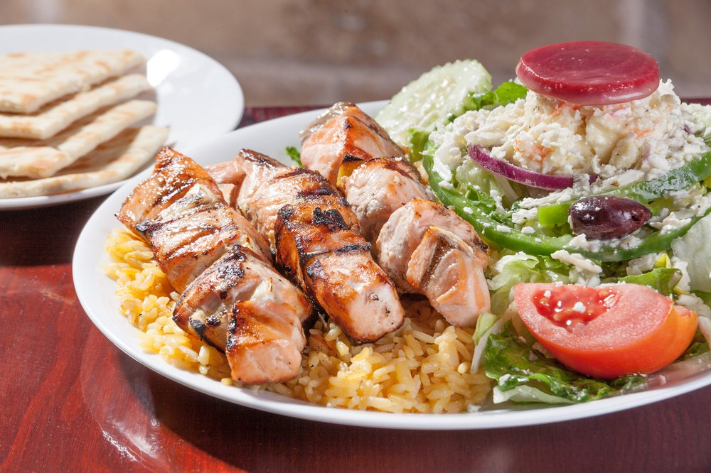 Little Greek Fresh Grill: 237 Wheelhouse Ln, Lake Mary, FL