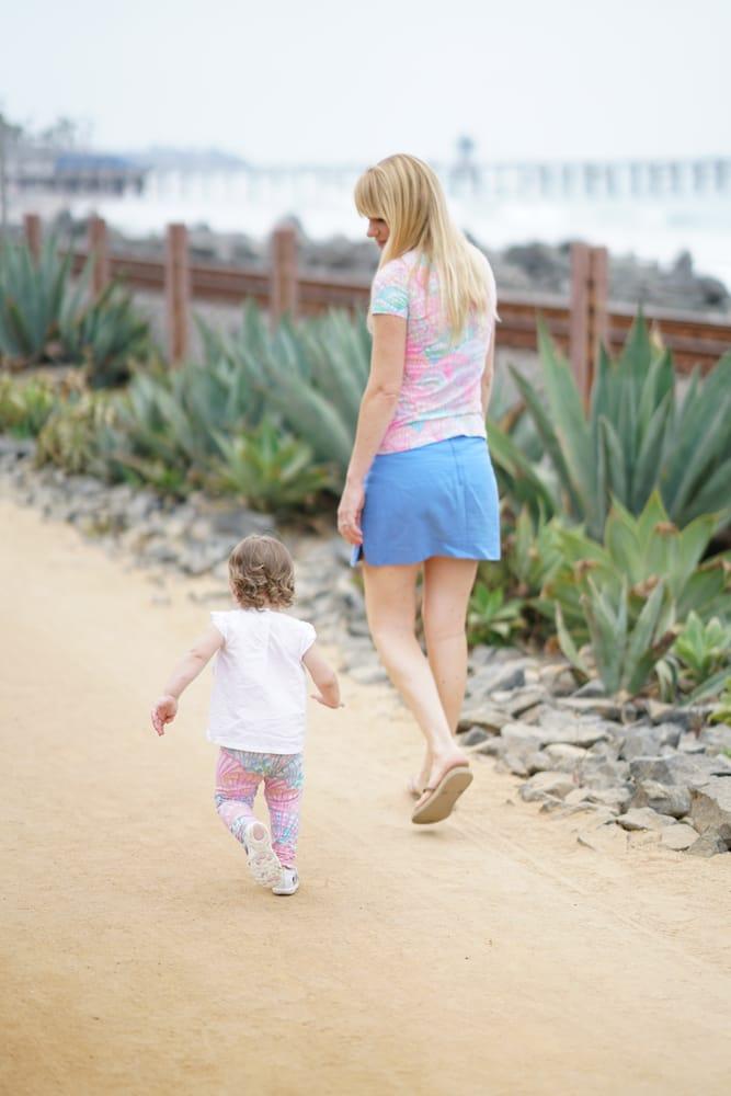 圣克莱门特海滩步道