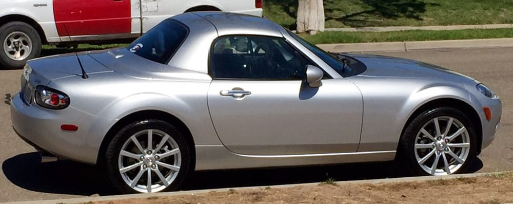 My 08 Mx5 Grand Touring Yelp