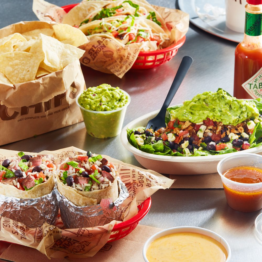 Chipotle Mexican Grill: 213 Interstate 45 S, Huntsville, TX
