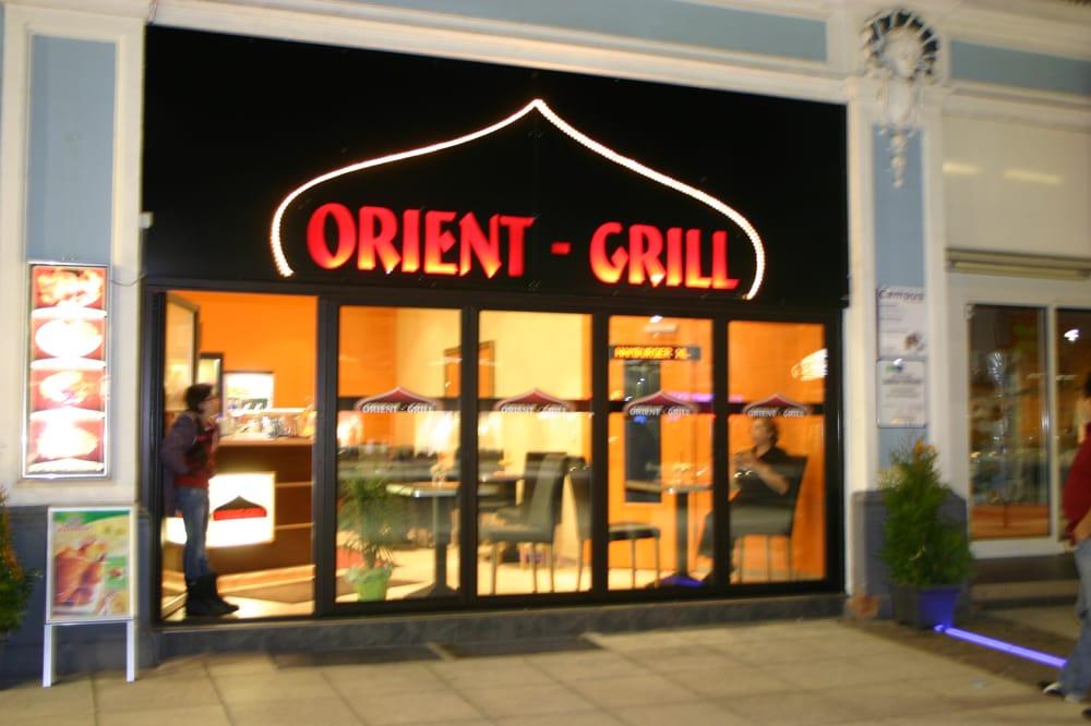 orient grill since 1984 fast food kleiner markt 4 saarlouis saarland germania. Black Bedroom Furniture Sets. Home Design Ideas